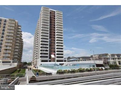 Atlantic City Condo For Sale: 100 S Berkley Square #9A &9C