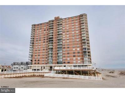 Atlantic County Condo For Sale: 9100 Beach #1606