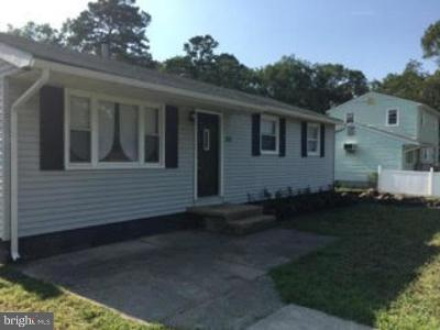 Atlantic County Single Family Home For Sale: 511 Wildwood Avenue