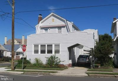 Atlantic County Single Family Home Active Under Contract: 21 N Melbourne Avenue