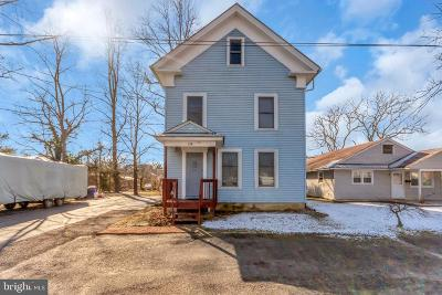 Hammonton Multi Family Home For Sale: 136 Front Street