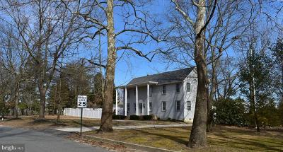 Hammonton Single Family Home For Sale: 480 Walnut Street