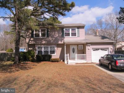 Egg Harbor Township Single Family Home Under Contract: 306 Boston Avenue