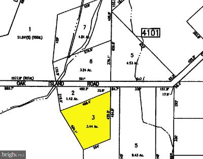 Buena Residential Lots & Land For Sale: Lot 3 Oak Island Road