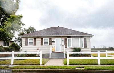 Atlantic City Single Family Home For Sale: 1552 Riverside