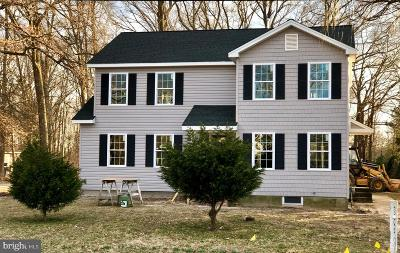 Hammonton Single Family Home For Sale: 1070 N Chew Road
