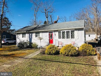 Atlantic County Single Family Home For Sale: 407 Cains Mill Road