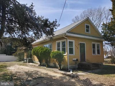 Atlantic County Single Family Home For Sale: 538 Walnut Avenue