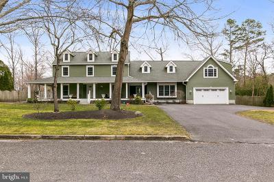 Atlantic County Single Family Home For Sale: 462 Franklin Drive