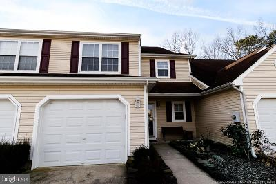 Egg Harbor Township Townhouse For Sale: 38 Brandywine Court