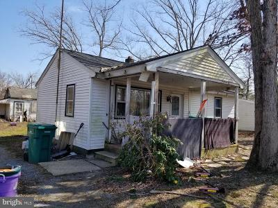 Atlantic County Single Family Home For Sale: 6308 Palmer Avenue