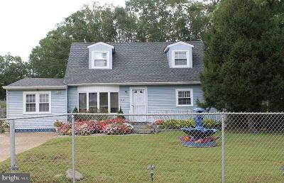 Hammonton Single Family Home For Sale: 4136 Anna Drive