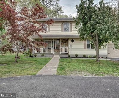 Hammonton Single Family Home For Sale: 1171 Moss Mill Road