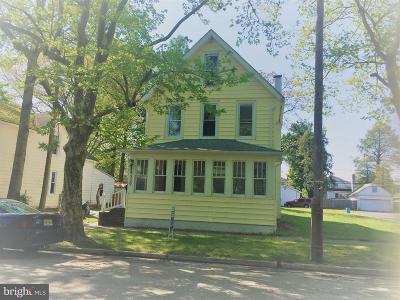 Atlantic County Single Family Home For Sale: 339 Cincinnati Avenue