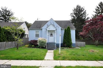 Atlantic County Single Family Home For Sale: 534 Cincinnati Avenue