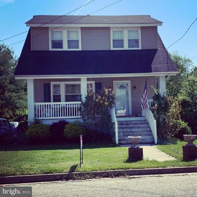Atlantic County Single Family Home For Sale: 546 N 4th Street