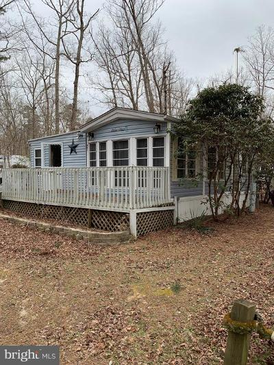 Atlantic County Single Family Home For Sale: 401 Lazyriver Campground