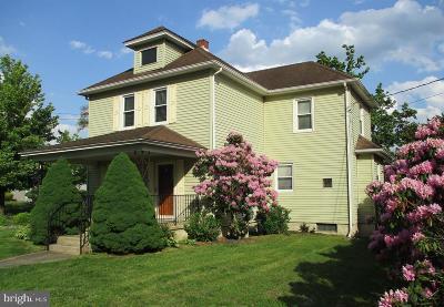 Hammonton Single Family Home For Sale: 532 13th Street