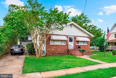 Atlantic County Multi Family Home For Sale: 315 S Egg Harbor Road