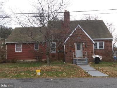 Atlantic County Single Family Home For Auction: 103 Fiocchi Street
