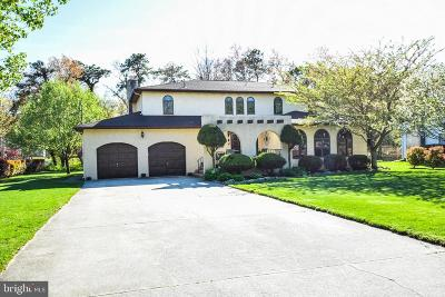 Atlantic County Single Family Home For Sale: 214 E Providence Ct E
