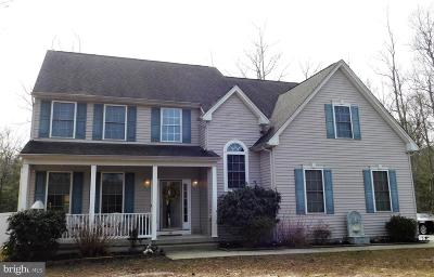 Egg Harbor Township Single Family Home For Sale: 1587 Mays Landing Somers Point Road