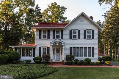 Hammonton Single Family Home For Sale: 339 Central Avenue
