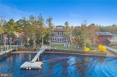 Atlantic County Single Family Home For Sale: 5328 River Drive
