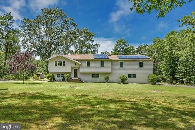 Atlantic County Single Family Home For Sale: 5021 Indian Cabin Road