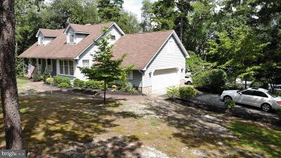Atlantic County Single Family Home For Sale: 4870 Pleasant Mills Road