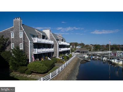Atlantic County Condo For Sale: 110 Harbour Cove