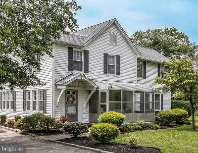 Hammonton Single Family Home For Sale: 554 N 3rd Street