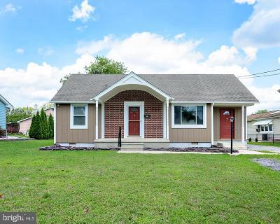 Hammonton Single Family Home For Sale: 331 N Packard Street