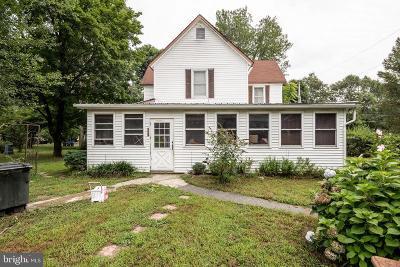 Atlantic County Single Family Home For Sale: 406 Jackson Road