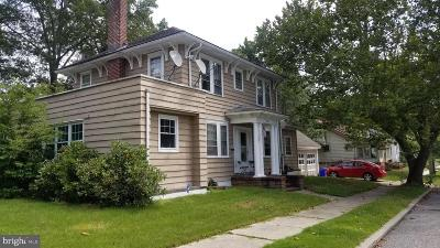 Single Family Home For Sale: 332 Delaware Avenue