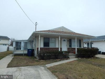 Brigantine Single Family Home For Sale: 710 Sterling Place