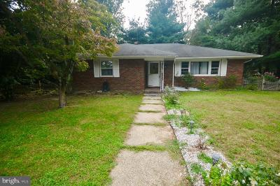 Atlantic County Single Family Home Under Contract: 404 Buena Vista Avenue