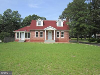 Tabernacle Single Family Home For Sale: 1537 Route 206