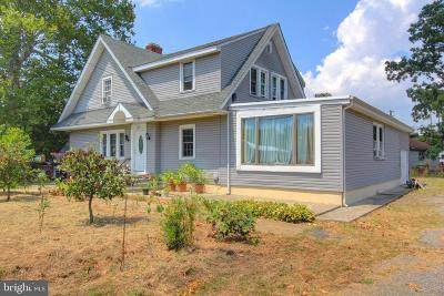 Burlington Single Family Home For Sale: 4517 Route 130 S