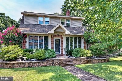 Palmyra Single Family Home For Sale: 814 Lincoln Avenue
