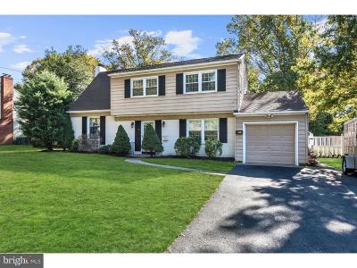 Cinnaminson Single Family Home For Sale: 156 Winding Lane