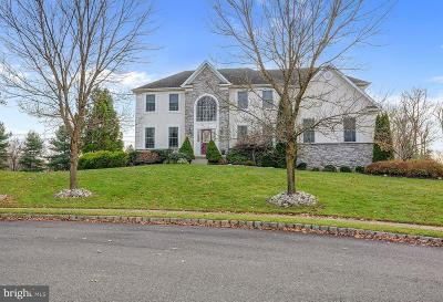 Mount Laurel Single Family Home For Sale: 6 Saddlebury Court