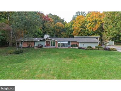 Moorestown Single Family Home For Sale: 349 Tom Brown Road