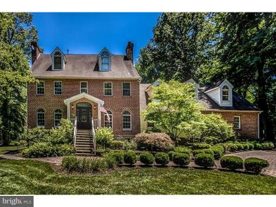 Moorestown Single Family Home For Sale: 810 Joshua Court