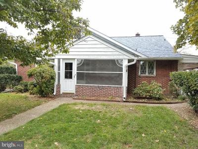 Roebling Single Family Home For Sale: 340 Station Road