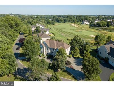 Moorestown Single Family Home For Sale: 4 Baltusrol Terrace