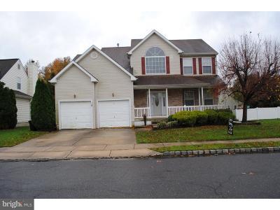 Burlington Township Single Family Home For Sale: 15 Timothy Lane