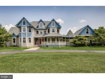 Moorestown Single Family Home For Sale: 17 Cove Road