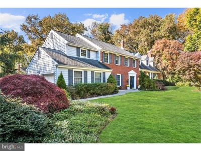 Moorestown Single Family Home For Sale: 744 Signal Light Road