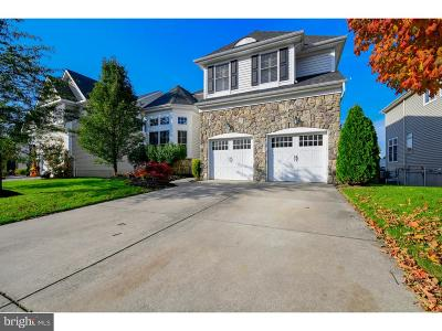 Mount Laurel Single Family Home For Sale: 14 Starboard Way